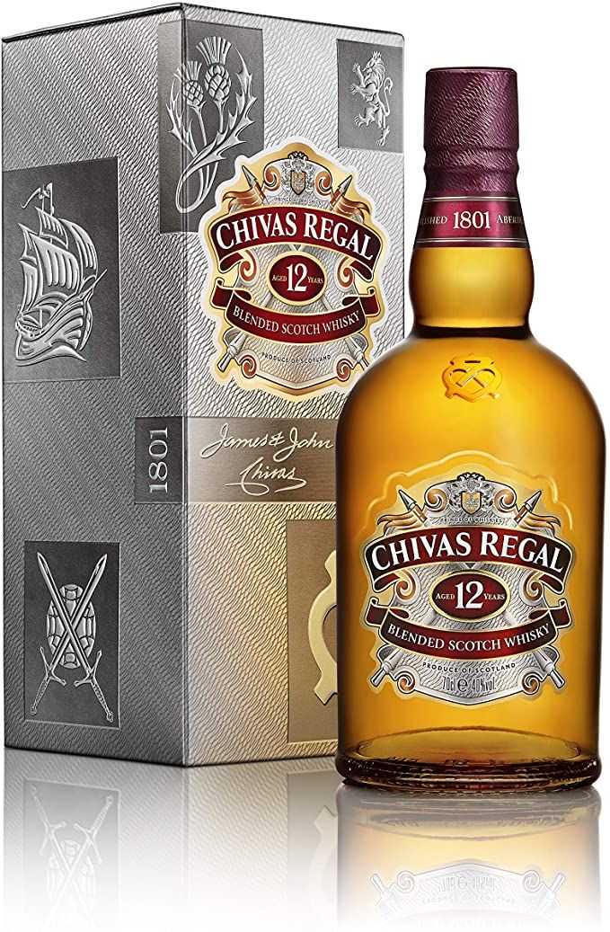 WHISKY IMP CHIV REGAL 12ANOS 1L