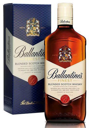 WHISKY IMP BALLANTINES FINEST 1L