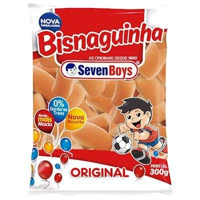 BISNAGUINHA ORIGINAL SEVEN BOYS 300G